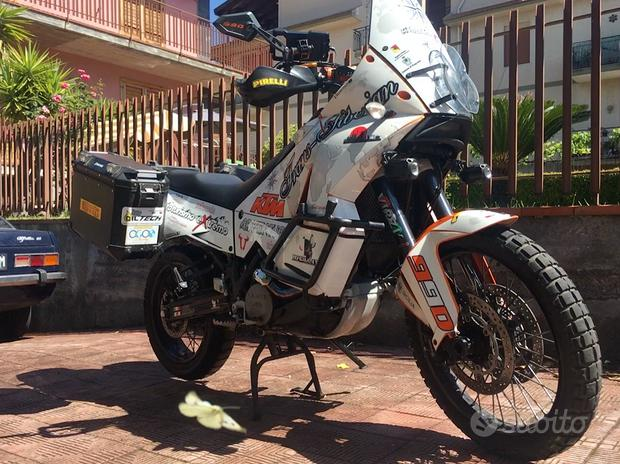 KTM 990 Adventure - 2012