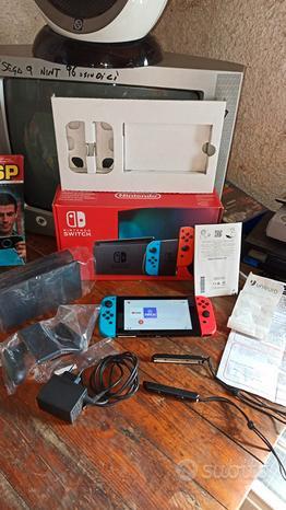 Nintendo Switch 2021 fifa garanzia fino 2023
