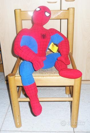 PELUCHE SPIDER MAN super eroe