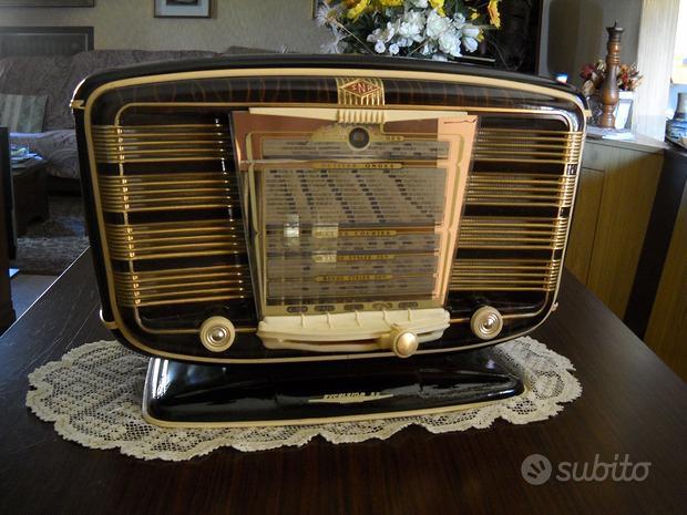 Radio epoca EXCELSIOR 52 revisionata funzionante