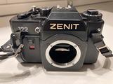 Corpo macchina Fotografica Zenit 122 analog