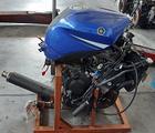 Motore Yamaha R6 prototipo APE