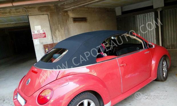 Capote nbc New Beetle maggiolino cabrio 03/11