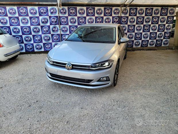 Volkswagen Polo 1.0 TGI METANO HIGHLINE NUOVA