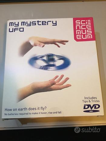 My Mystery UFO con DVD - Science Museum