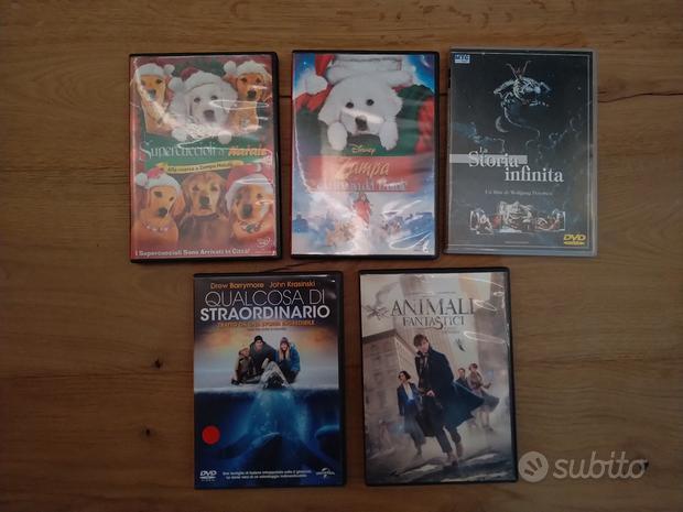"""DVD """"Fantastici"""" per Adulti, Ragazzi e Bambini"""