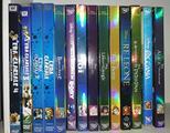 DVD Cartoni animati originali Disney