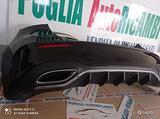 Paraurti posteriore mercedes classe a premium