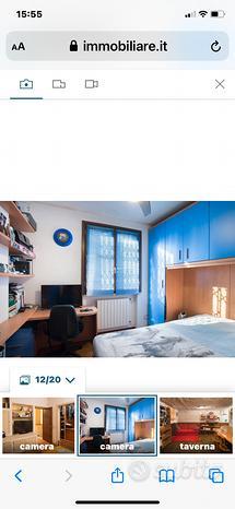Camera da letto ragazzo