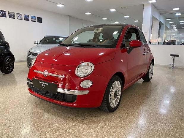 Fiat 500 1.3 mjt lounge
