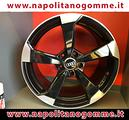 4 Cerchi Audi A4 A5 A6 Q3 Q5 sportback 18 pollici