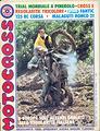 Rivista MOTOCROSS numero 8 anno 1978