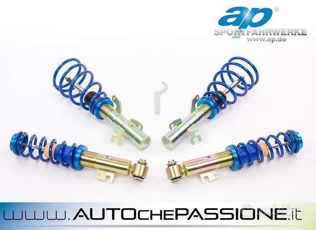 Assetto regolabile ap mini coupe e roadster (r58