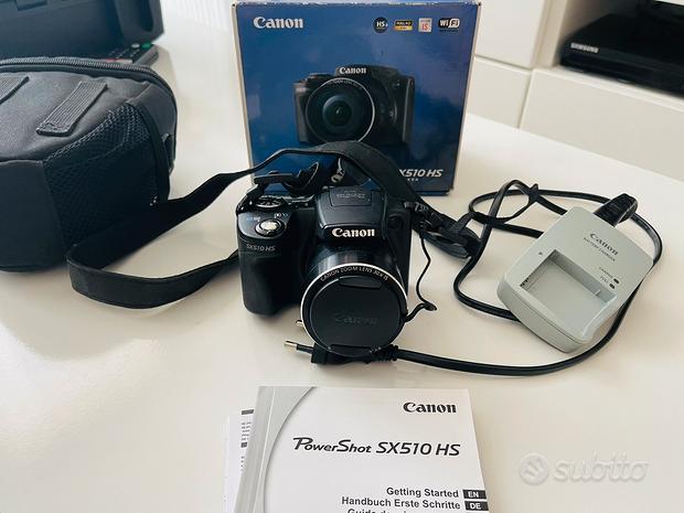 Macchina fotografica Canon Powershot SX510 HS