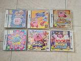 Lotto KIRBY 6 Giochi DS 3DS