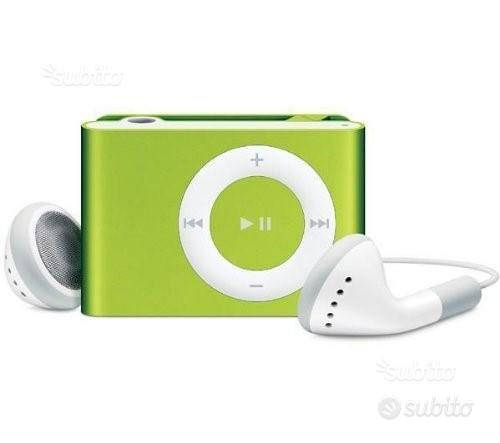 Apple iPod Shuffle Lettore MP3 Portatile 2GB