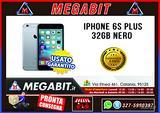 Iphone 6s plus 32gb nero con garanzia