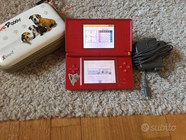 Nintendo DS+ giochi + caricatore