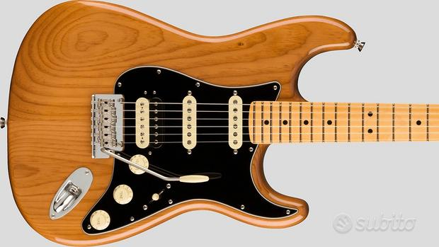 Fender Stratocaster HSS Am. Professional II MN