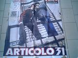 Poster Articolo 31 Jax Dj Jad Tour 1994