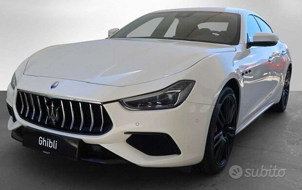 Maserati ghibli 2018 ricambi