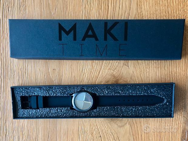 Orologio Maki design limited edition nuovo