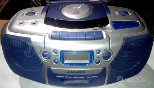 Radio cd mp3 stereo majestic