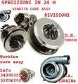 Turbina core assy 1.6 66 kw 90 cv 49373-02003