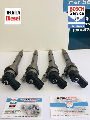Iniettore diesel Bosc 044511289 REVISIONATI