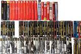 Collezione 80 Film in VHS originali