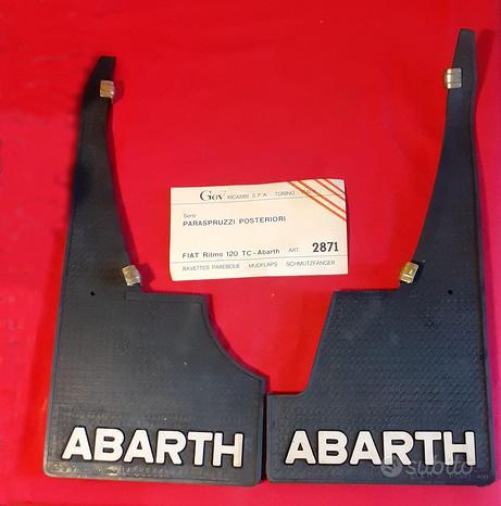 Fiat Ritmo Abarth - Paraspruzzi posteriori NUOVI