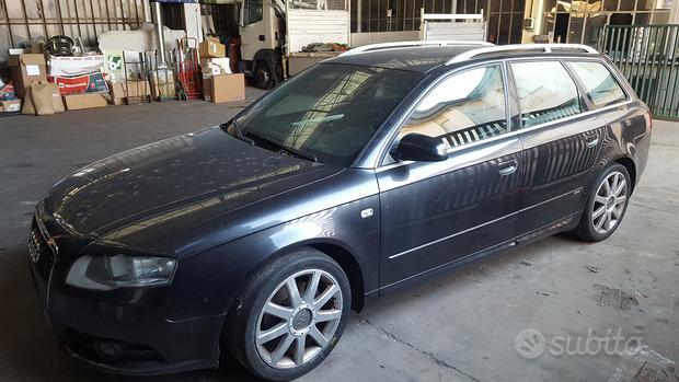 Audi A4 B7 Avant S-line anno 2007 x ricambi