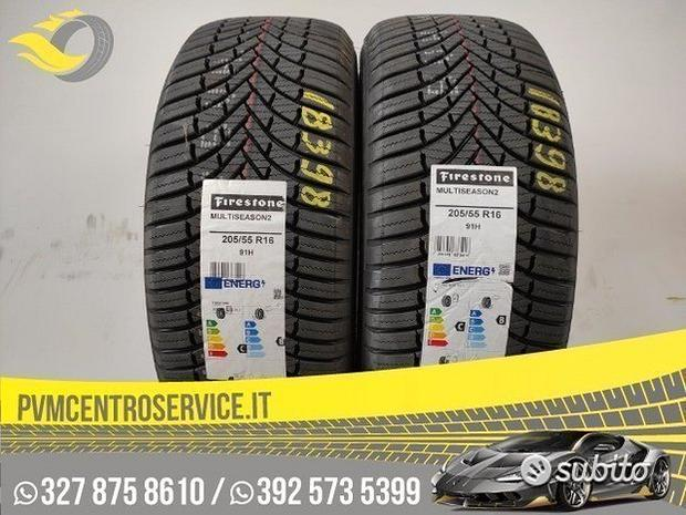 Gomme Nuove 205 60 16 Momo 18412