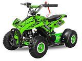 MINIQUAD cross DRAGON NITRO mini moto quad 49cc