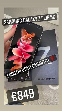 Samsung galaxy z Flip 3 5g rigenerato