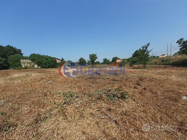 Terreno agricolo mq 7300 giugliano
