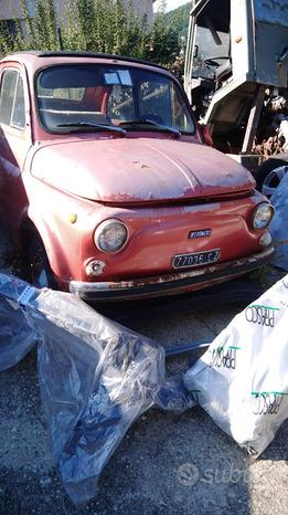 FIAT Cinquecento - 1968