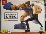 Nintendo Labo sigillato mai aperto
