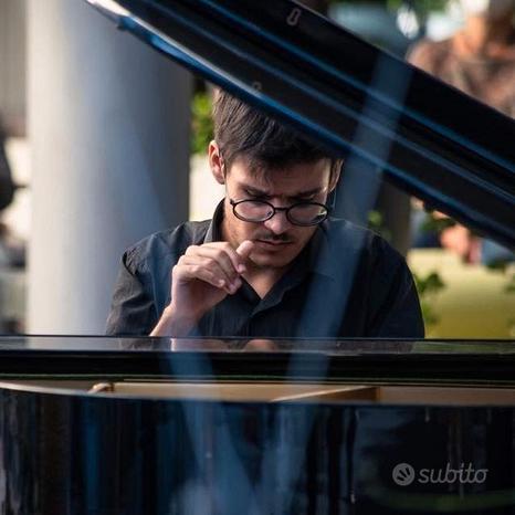 Lezioni pianoforte solfeggio storia