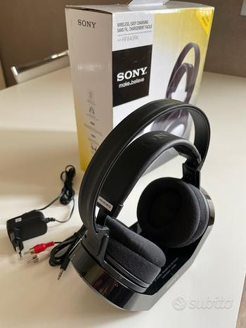 Cuffie senza fili bluetooth SONY MDR-RF840RK