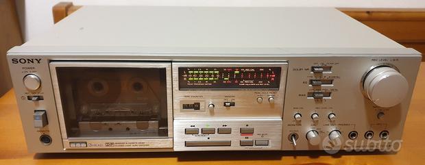 Sony TCK-81 stereo cassete deck