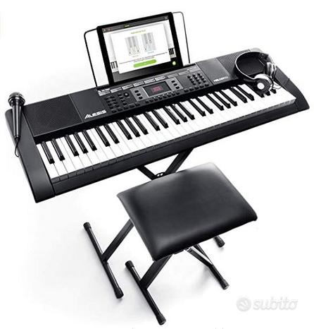 Alesis Melody 61 MKII Tastiera Musicale Portatile