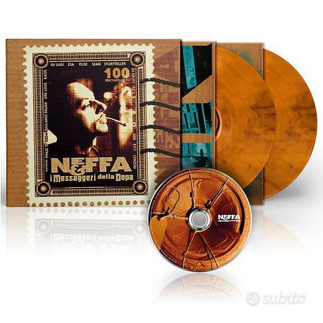 Neffa e i messaggeri della dopa - LP colorato