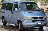 Volkswagen T4 Multivan California Autocaravana