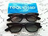 Occhiali 3D REAL D Polarizzati