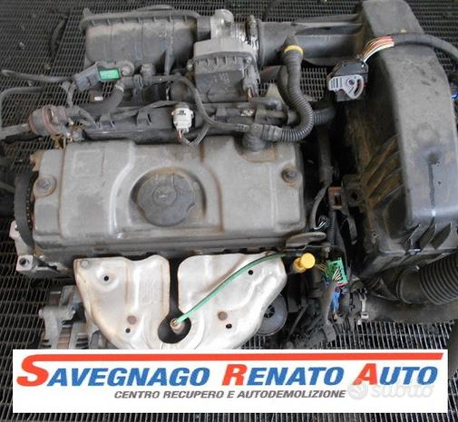 Motore 1.1 benzina cod. HFX CITROEN PEUGEOT
