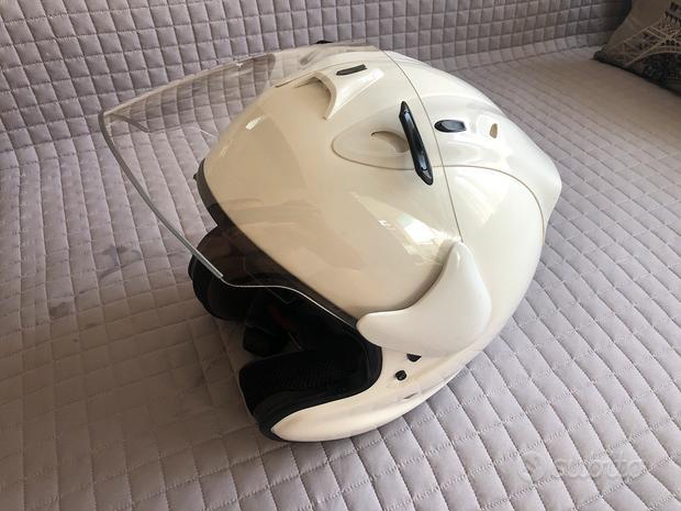 Casco Arai Jet XTend- Ram bianco taglia M