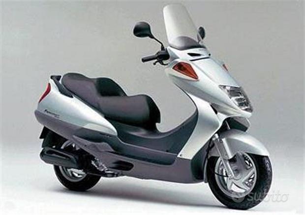 Honda fes 250 foresight - ricambi