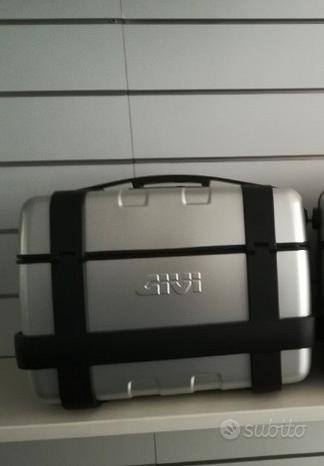 Givi Valigia alluminio 46 LT