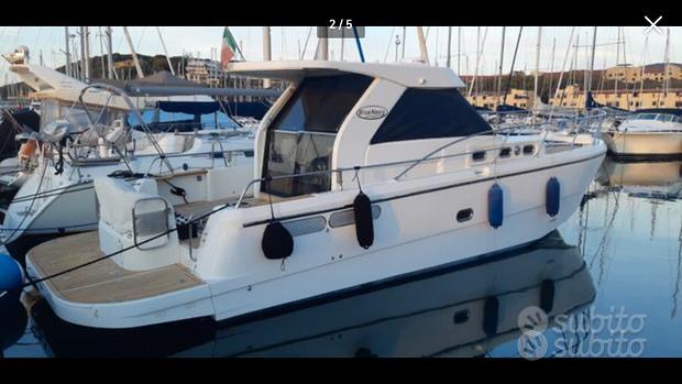 Blu navy 43 Ht NATANTE 2x380cv